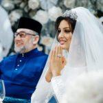 Оксана Воеводина требует баснословные алименты от короля Малайзии