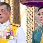 За что король Таиланда лишил свою фаворитку всех титулов и званий