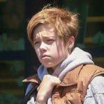 13-летняя дочь Питта и Джоли сменила имя на мужское
