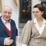 74-летний Евгений Петросян тайно женился на своей 30-летней помощнице