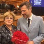 77-летняя Ангелина Вовк выходит замуж за историка, который моложе ее на 25 лет