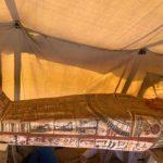 В Египте археологи обнаружили 27 саркофагов, захороненных около 2,5 тыс. лет назад