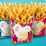 Компания McDonald's выделит 1 млн. долларов производителям картофеля