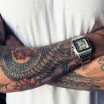Ученые рассказали об опасности татуировок