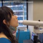 В Сингапуре создали тест на коронавирус, который показывает результат за минуту