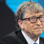 Гейтс сравнил людей без масок с нудистами