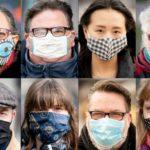 Ученые оценили эффективность разных видов масок