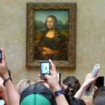 Лувр продал свидание с Моной Лизой без стекла (ВИДЕО)