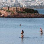 В Греции аномальное тепло. Люди купаются в море (ВИДЕО)